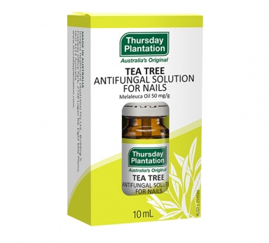 tea tree antifungal solution for nails