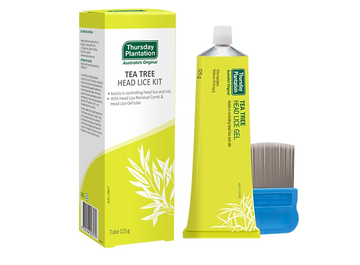 Tea Tree Head Lice Kit | Thursday Plantation